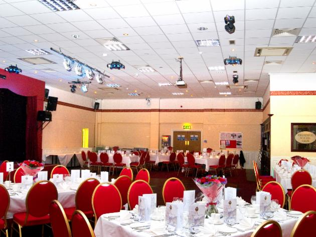 Function Room Hire Highfield Social Club